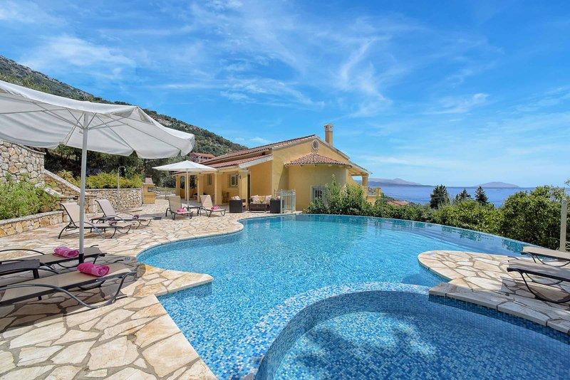 Villa Sivilla, holiday rental in Nissaki