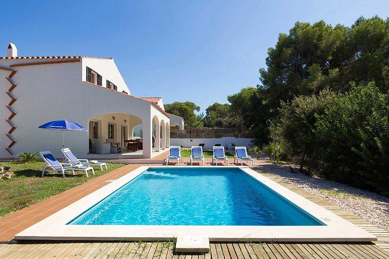 Villa Son Gaieta – semesterbostad i Cala Galdana