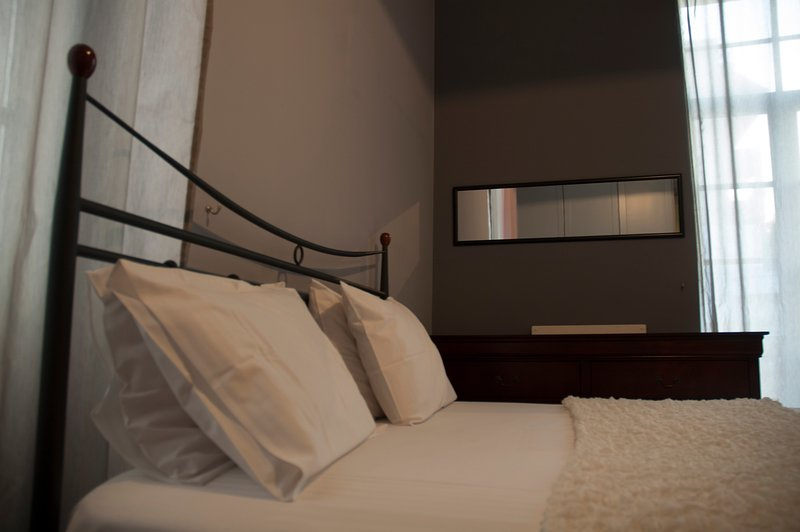 Another bedroom with queen bed