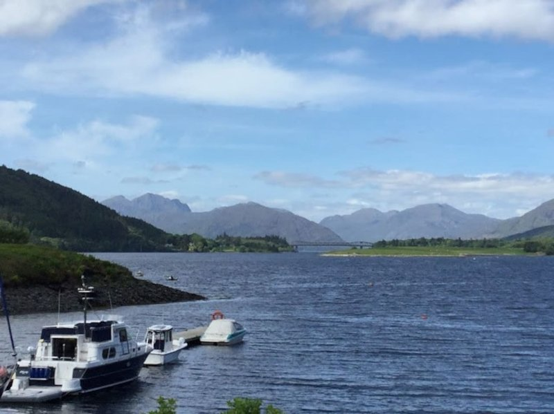 Ballachullish, by Glencoe, holiday rental in Ballachulish