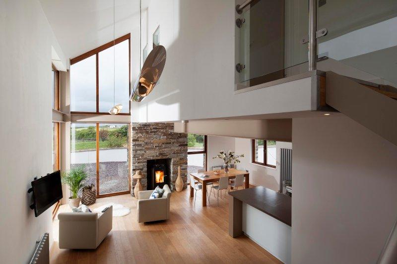 Fursewood, Stunning luxury property nr Widemouth Bay, alquiler vacacional en Widemouth Bay