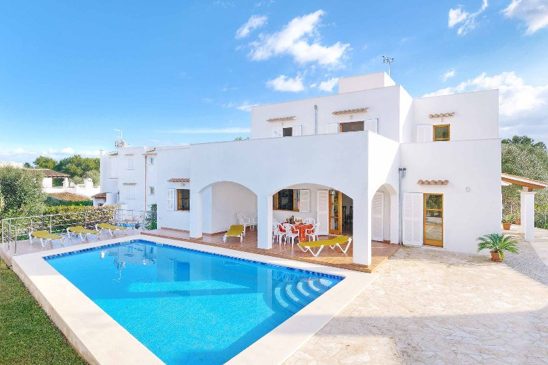 Villa Sa Ronda, holiday rental in Santanyi
