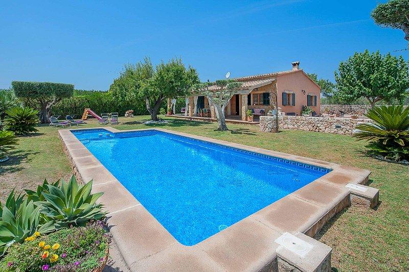 Villa S Hortet Den Juan, alquiler vacacional en Alcudia