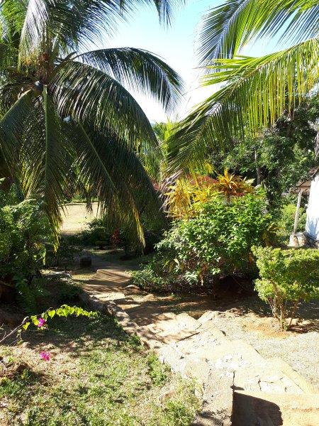 Ecolodge les Jardins d'Ankify  location  bungalow 2 personnes, location de vacances à Province d'Antsiranana