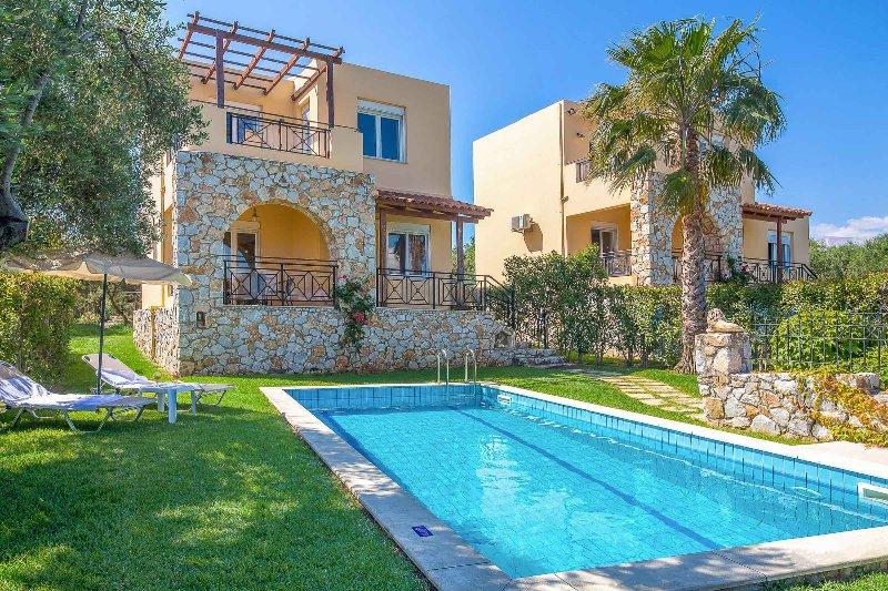Villa Kalyves, vacation rental in Kalami