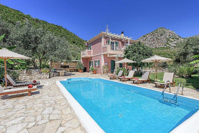 Villa Aspasia, vacation rental in Katelios