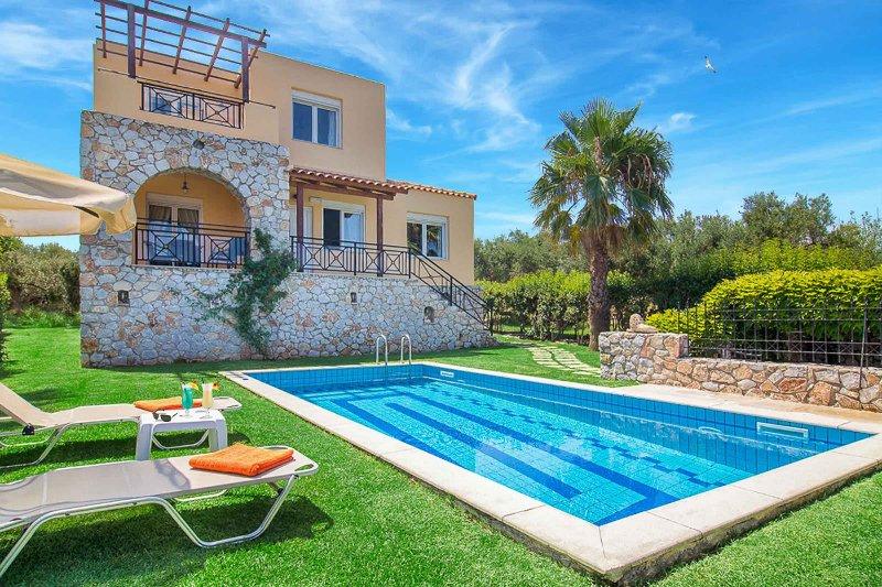 Villa Stelios, vacation rental in Kalyves
