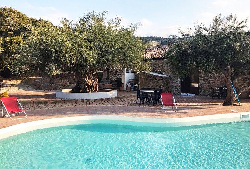 Villa Ale swimming pool