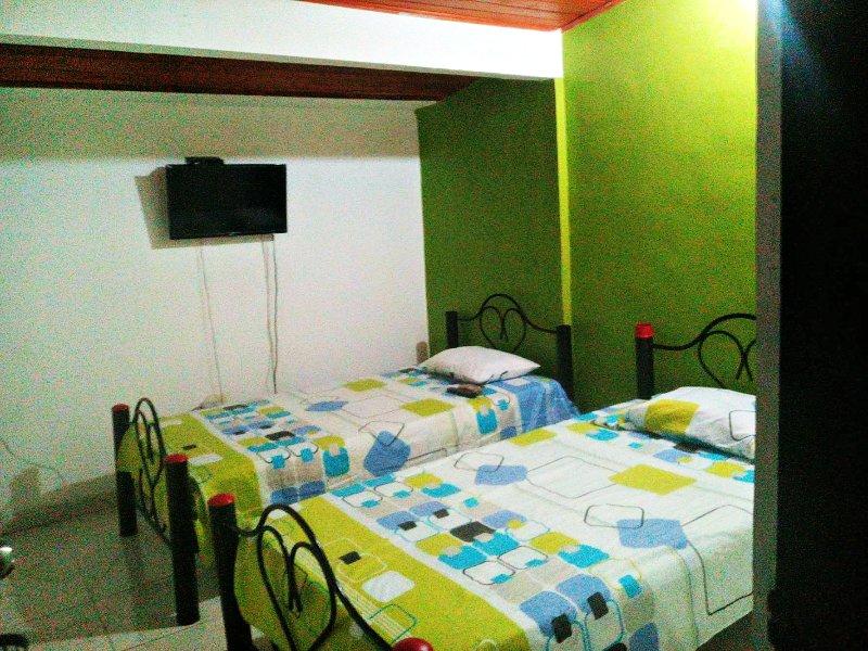 Hospedaje Santa Marta, holiday rental in La Tigrera