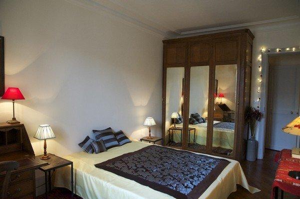 Seconde chambre dotée de deux lits de 80 X 190 - Pouvant se réunir en lit double 160 X 190