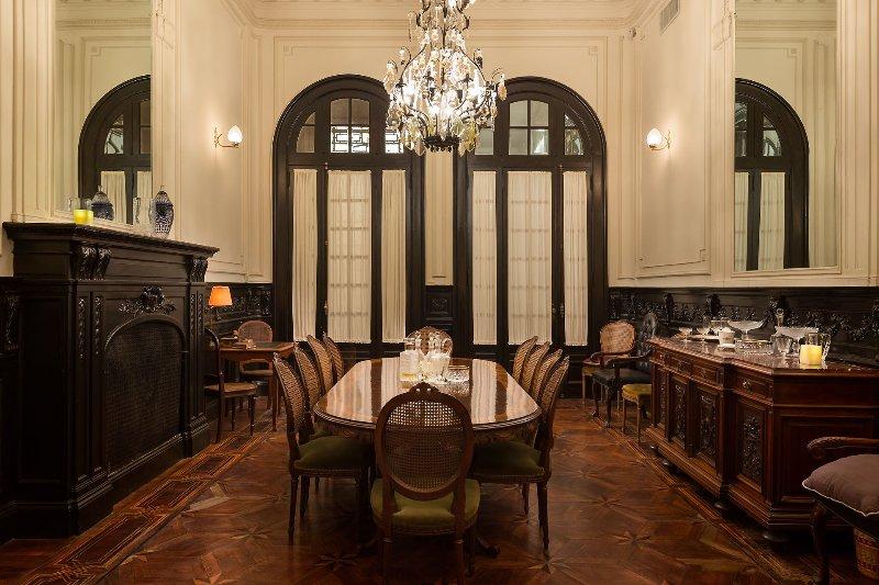 1º andar - Sala de jantar