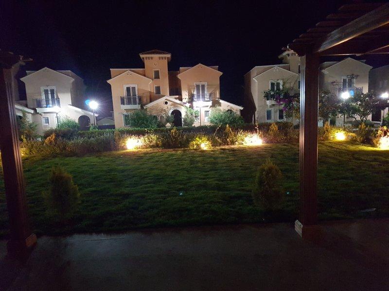 Jardin Night Lights