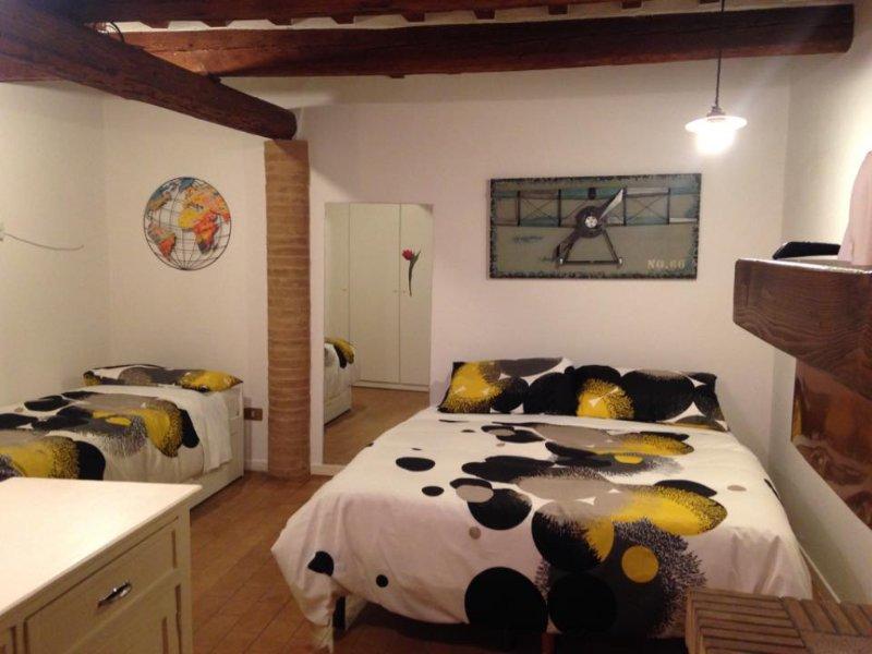 Note di Jesi B&B Favoloso, holiday rental in Genga