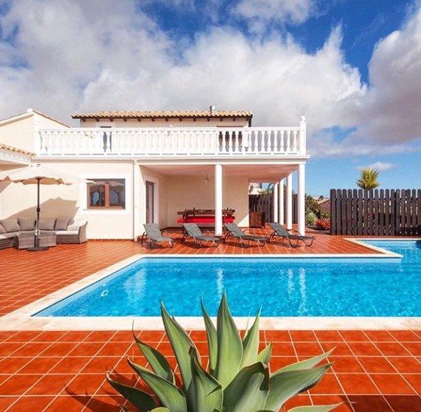 Villa idílica, Lajares, holiday rental in Lajares