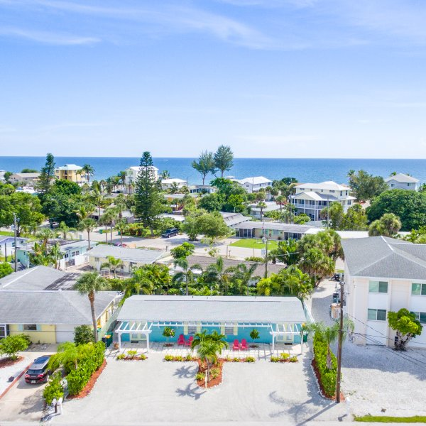 Cast Away on Beautiful Manasota Key