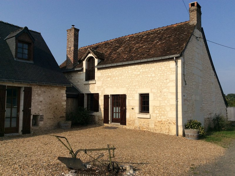 Beautiful house in the Loire close to vineyards and chateaux, casa vacanza a Mayet