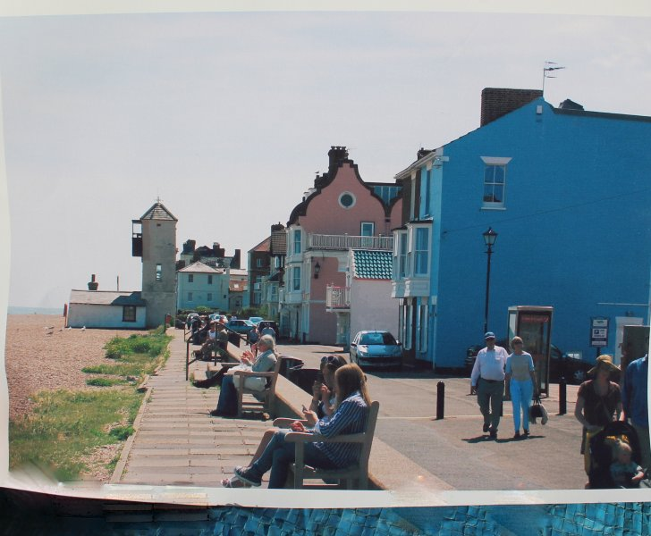 Popular seaside town of Aldeburgh, 20 minutes drive away