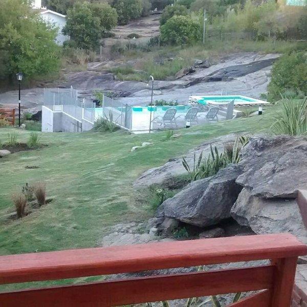 ALQUILER DE CABAÑAS EN TANTI, CORDOBA, holiday rental in Falda del Carmen