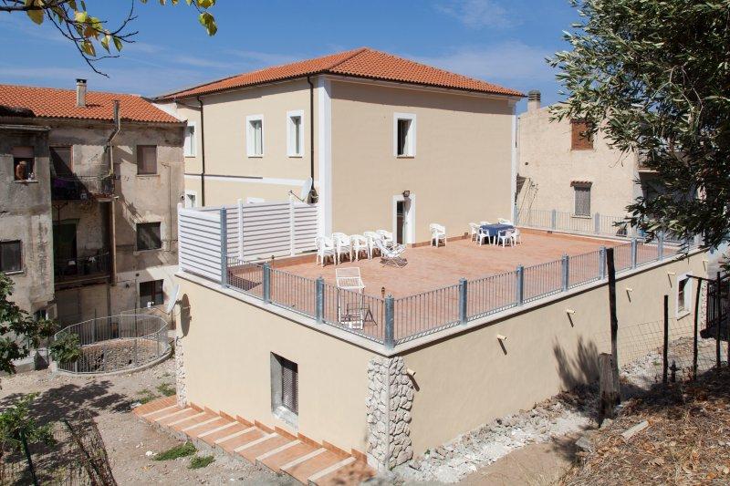 B&B Casa Vacanze Donna Lea Cittadella del Capo, vakantiewoning in Sangineto