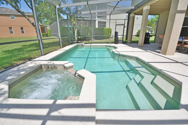 Pool und Spa