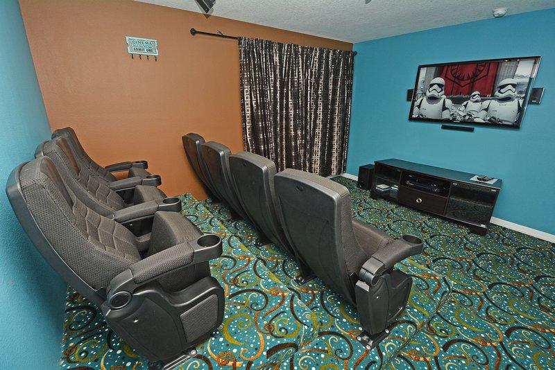 Kinosaalraum