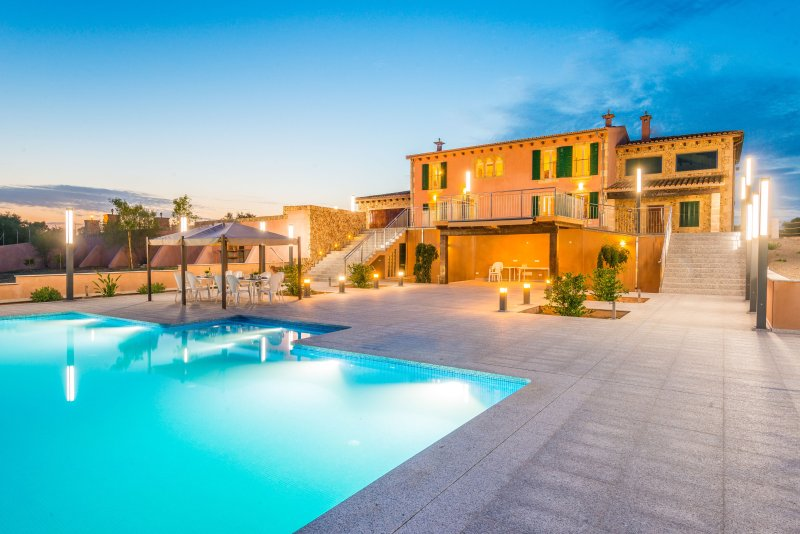 SA MONTANYETA - Villa for 10 people in Manacor, location de vacances à Petra