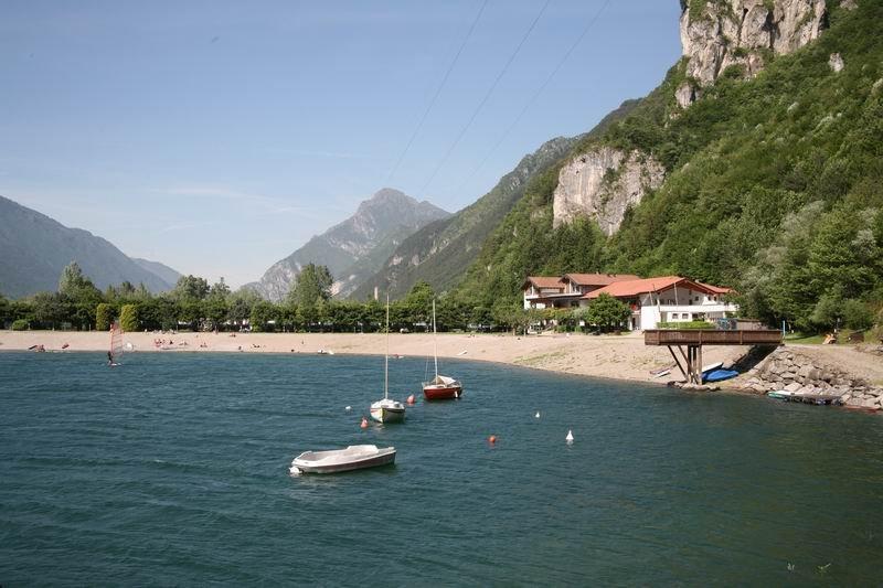 Appartamento sul Lago D'Idro Baitoni - Bondone, location de vacances à Vesta