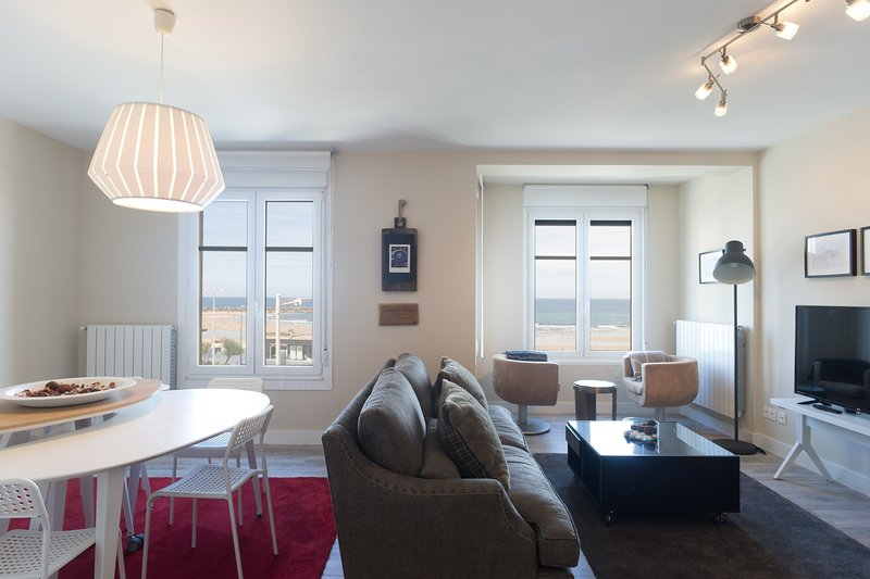 San Diego - Iberorent Apartments, holiday rental in Pasajes