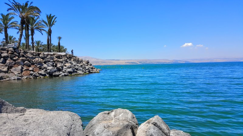Pearl Of The Sea Of Galilee, alquiler vacacional en Arbel