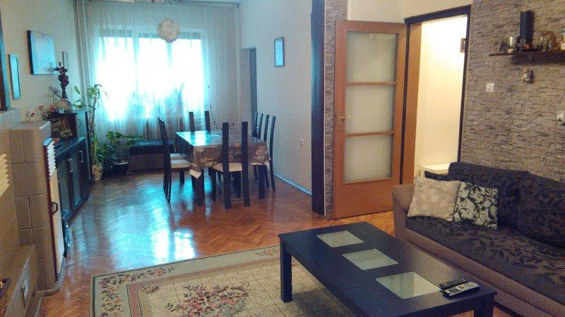Sleep in Sofia apartment, aluguéis de temporada em Sófia