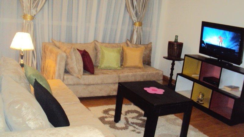 Furnished Apartment, alquiler vacacional en Addis Ababa