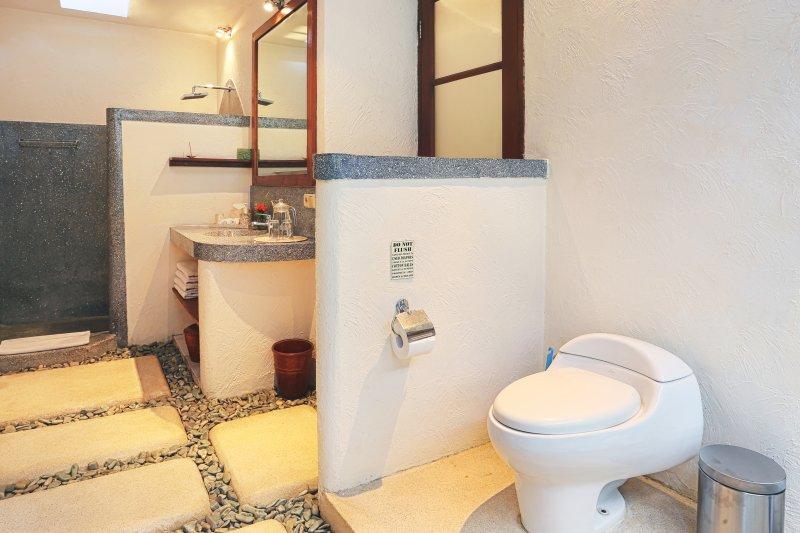 salle de bains de chambre 1.