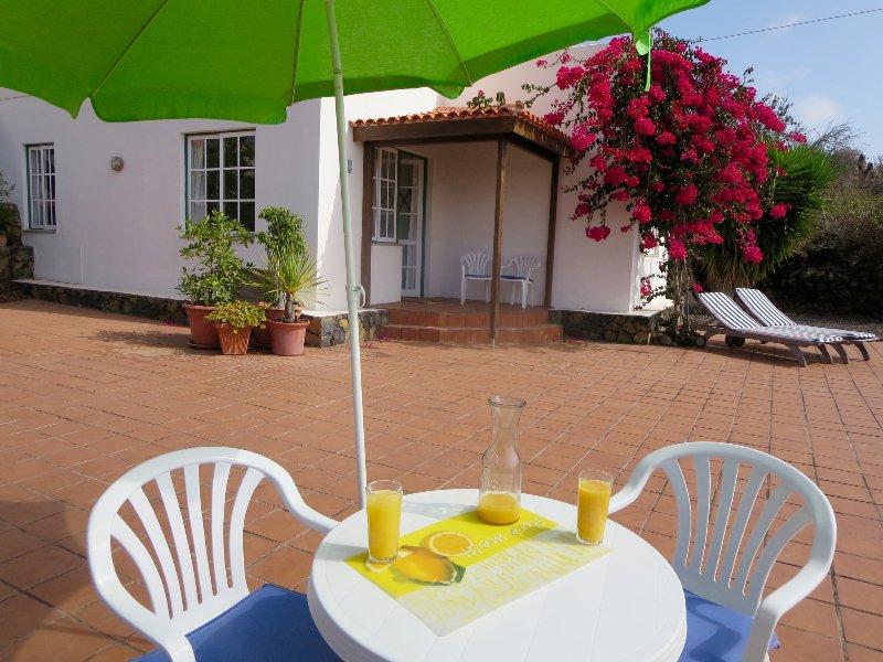 Los Campitos, casa Costa, location de vacances à Todoque