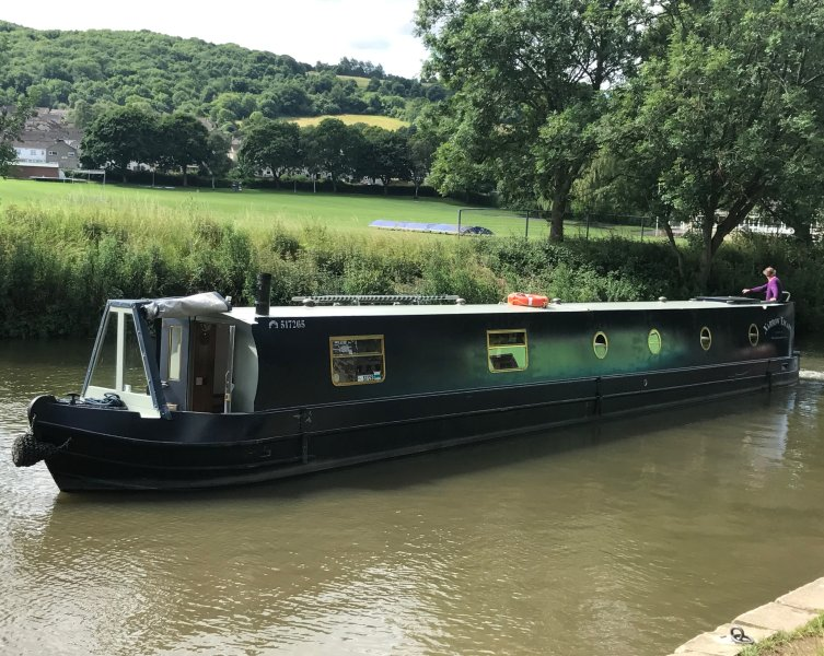 Narrow Escape Canal Boat, casa vacanza a Batheaston