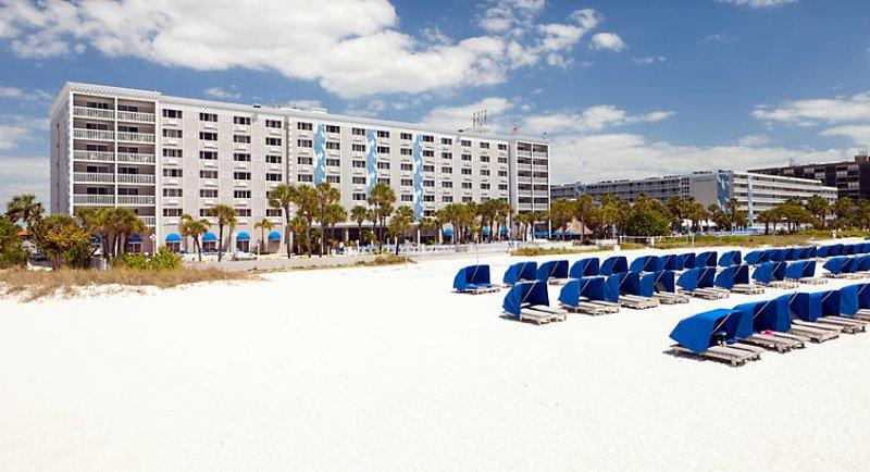 Beautiful beach front resort!