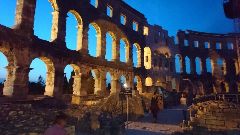 Romans colosseum