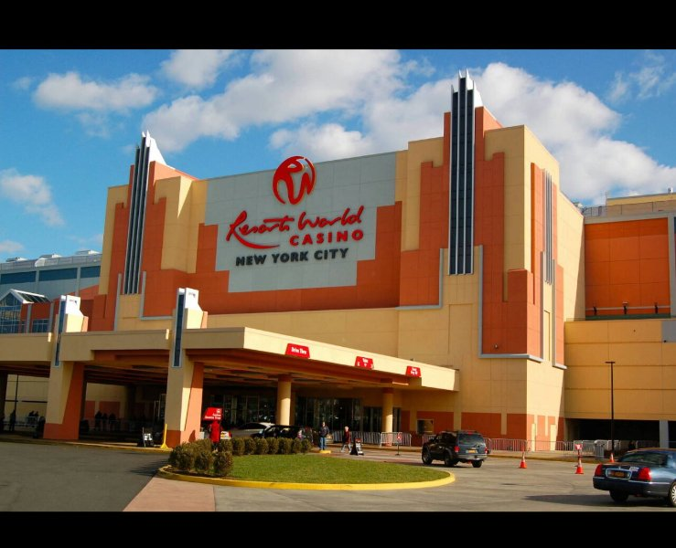 Resort World Casino 20mins away