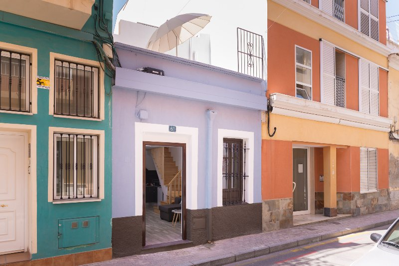 Duplex Alicante Center, holiday rental in Alicante