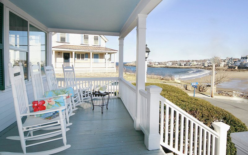 Beach &  King Street Inn / Beach House Rental, location de vacances à Rockport