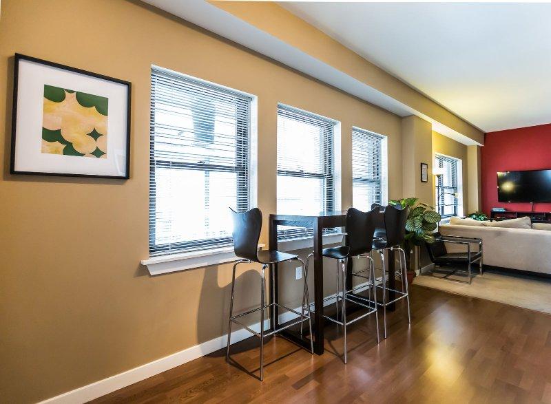 Stay Alfred Philadelphia Vacation Rental Community Area