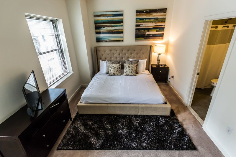 Stay Alfred Philadelphia Vacation Rental slaapkamer