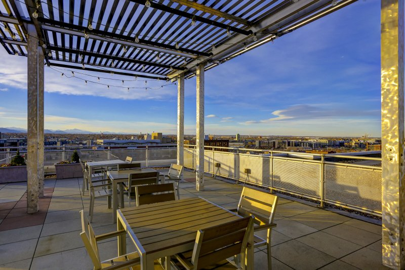 Stay Alfred Premier Lofts - Community Rooftop Deck