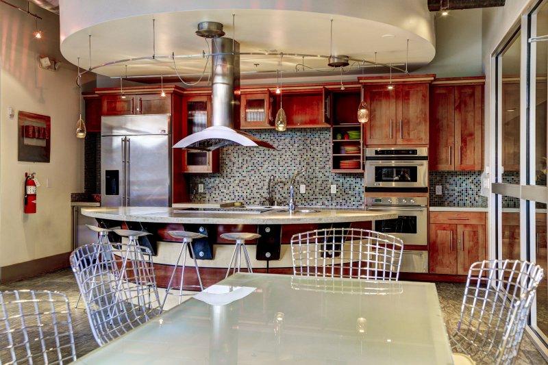 Stay Alfred Premier Lofts - Community Kitchen