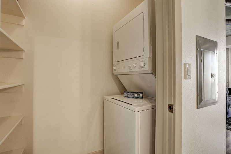 Stay Alfred Premier Lofts - Washer and Dryer