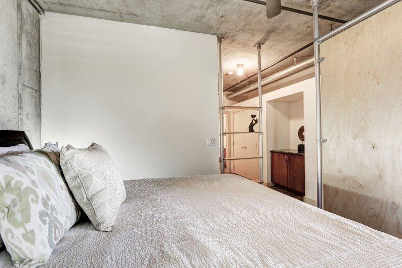 Stay Alfred Premier Lofts - Vue de la chambre principale 2