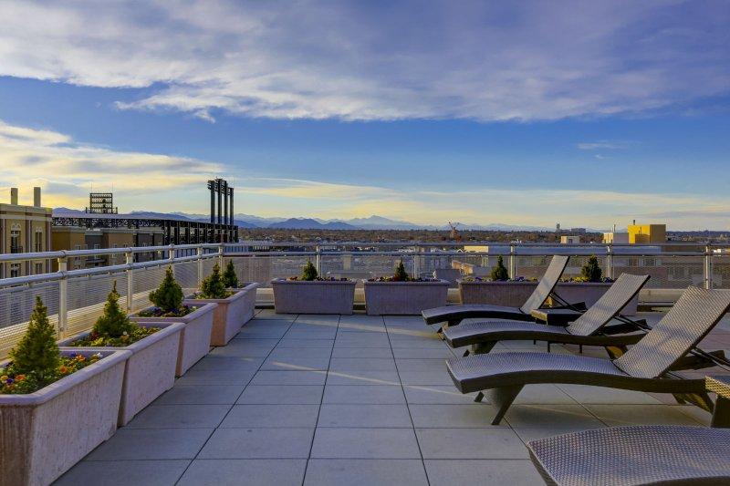 Blijf Alfred Premier Lofts - Community Rooftop Deck