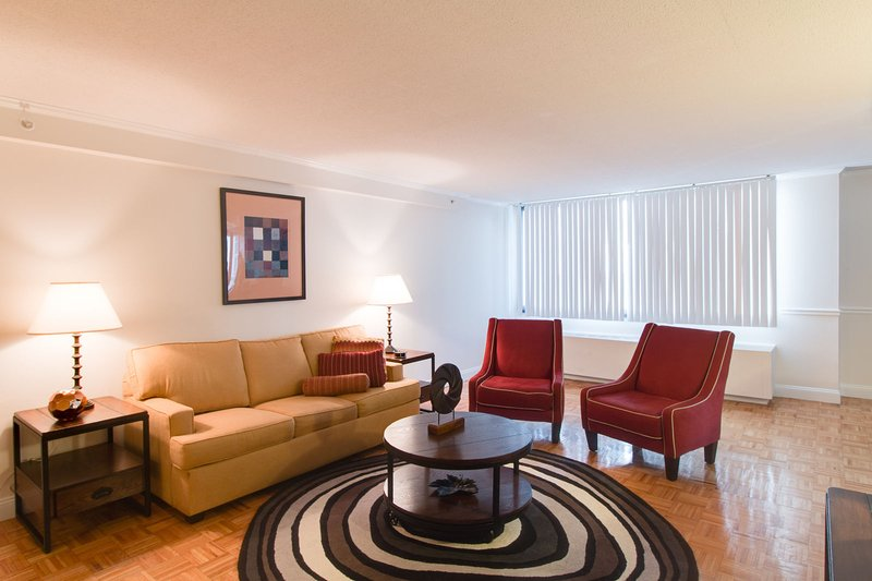 Stay Alfred Boston Vacation Rental Sala de estar