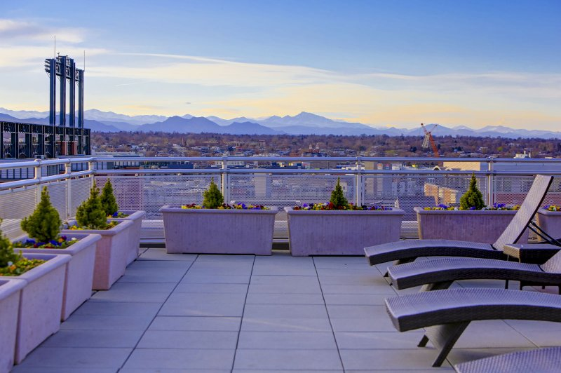 Stay Alfred Premier Lofts - Community Rooftop Patio