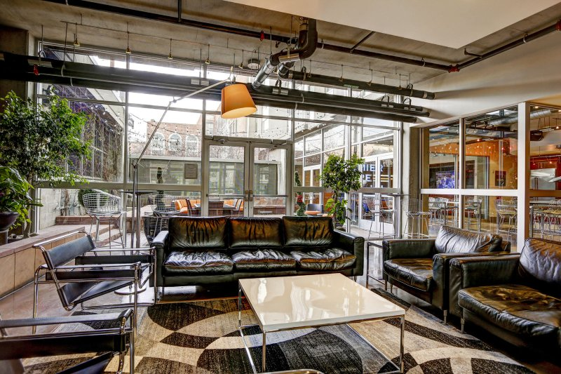 Stay Alfred Premier Lofts - Lobby
