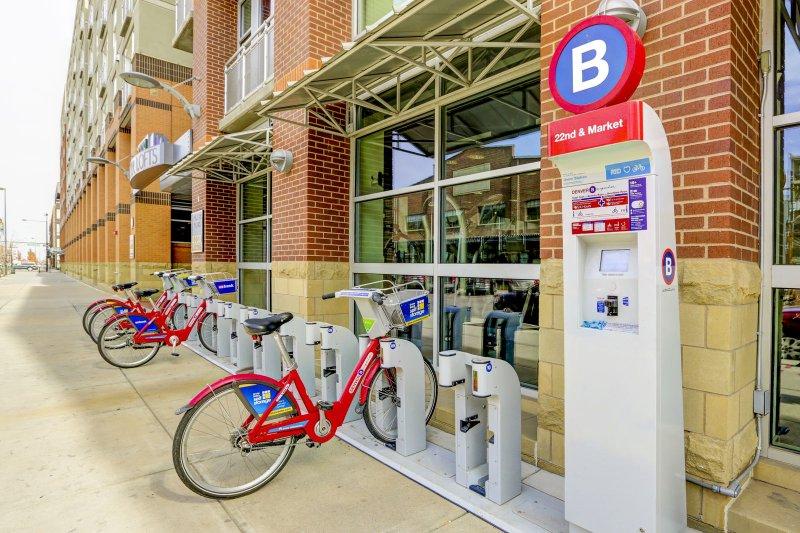 Stay Alfred Premier Lofts - Community Bike Share